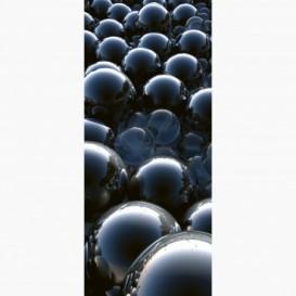 Fototapeta - DV1401 - Černé skleněné koule