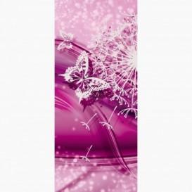 Fototapeta - DV1467 - Púpavy ružové