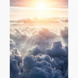 Fototapeta - PL1026 - Slnko v oblakoch