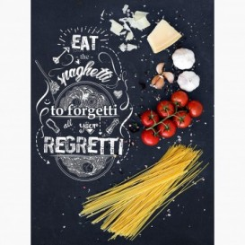 Fototapeta - PL1512 - Špagety