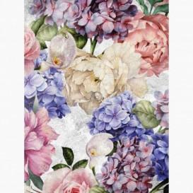 Fototapeta - PL1524 - Farebné kvety
