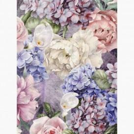 Fototapeta - PL1526 - Farebné kvety