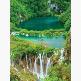 Fototapeta - PL1649 - Plitvické jazerá Chorvátsko