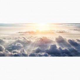Fototapeta - PA5030 - Slnko v oblakoch