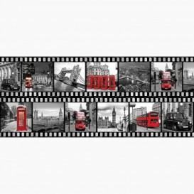 Fototapeta - PA5122 - Londýn film