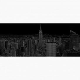 Fototapeta - PA5150 - Čierny New York