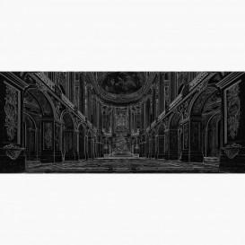 Fototapeta - PA5152 - Čierna katedrála