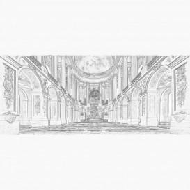 Fototapeta - PA5153 - Biela katedrála