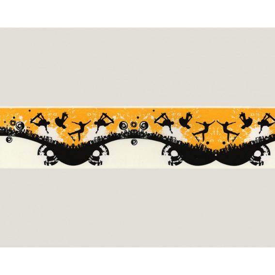 Bordura Only Borders 7 2609-18 - vinylová samolepicí bordura 13cm x 5m