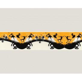 Bordúra Only Borders 7 2609-18 - vinylová samolepiaca bordúra 13cm x 5m
