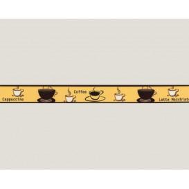 Bordúra Only Borders 7 2614-27 - vinylová samolepiaca bordúra 5cm x 5m