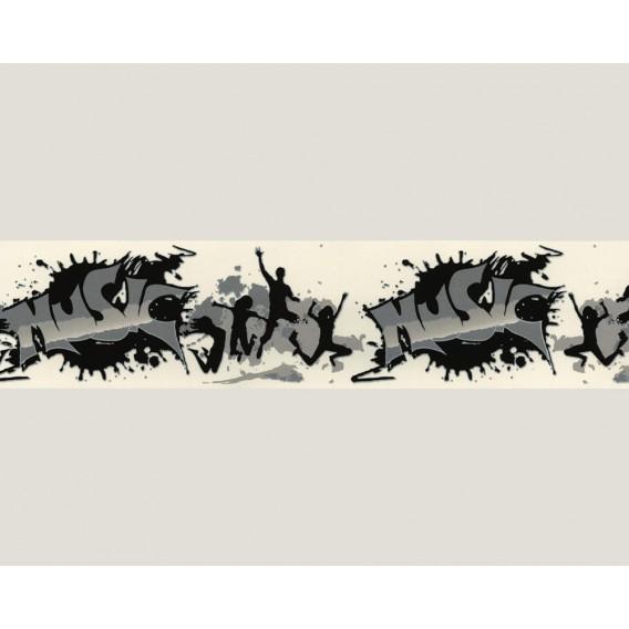 Bordura Only Borders 7 2626-15 - vinylová samolepicí bordura 13cm x 5m