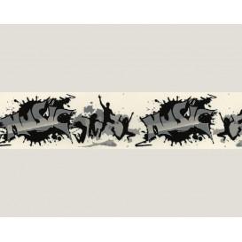 Bordúra Only Borders 7 2626-15 - vinylová samolepiaca bordúra 13cm x 5m