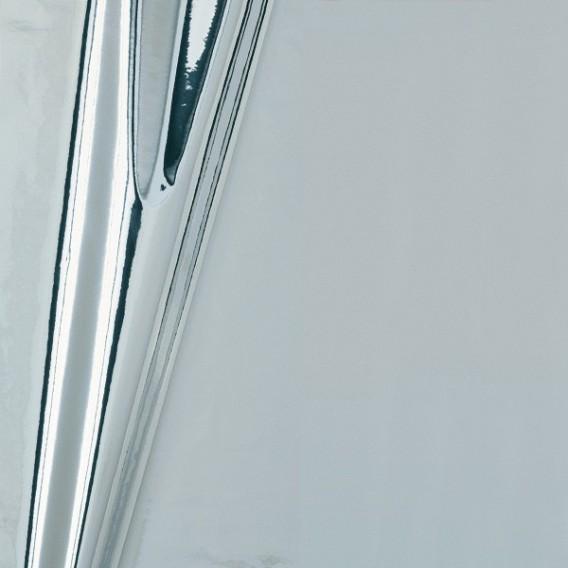 Metalická fólia 201-4527 Strieborná 45cm x 15m