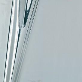 Metalická fólie 201-4527 Stříbrná 45cm x 15m