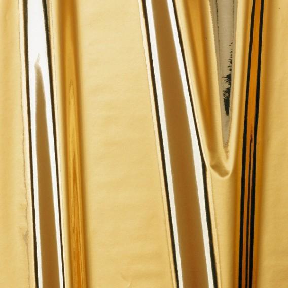 Metalická fólia 201-4528 Zlatá 45cm x 15m