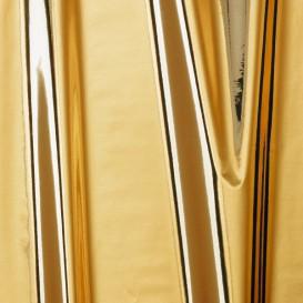 Metalická fólie 201-4528 Zlatá 45cm x 15m