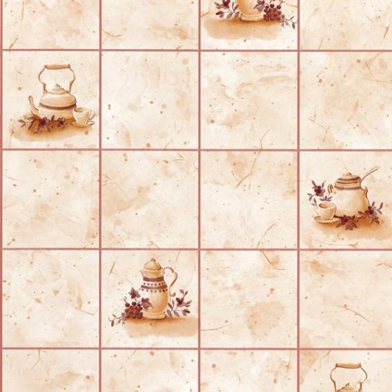 Samolepící fólie 200-2619 Pot Kachlička hnědá 45cm x 15m