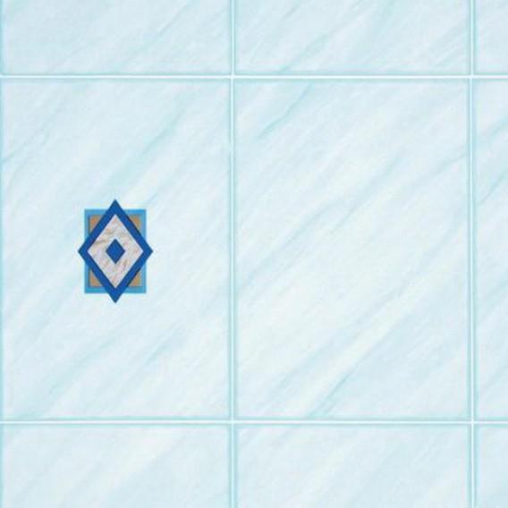 Samolepiaca fólia 200-8213 Rhomba kachlička modrá 67,5cm x 15m