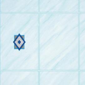Samolepící fólie 200-8213 Rhomba Kachlička modrá 67,5cm x 15m