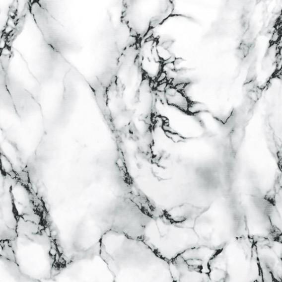 Samolepiaca fólia 200-8064 Marmi mramor biely 67,5cm x 15m