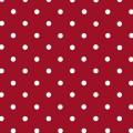 Samolepící fólie 200-3212 červená s bílými puntíky 45cm x 15m