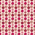 Samolepící fólie 200-3209 Růžové knoflíky 45cm x 15m