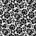 Samolepiaca fólia 200-3098 čierny barok 45cm x 15m