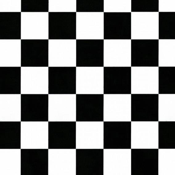 Samolepící fólie 200-2565 černo bílé kostky 45cm x 15m