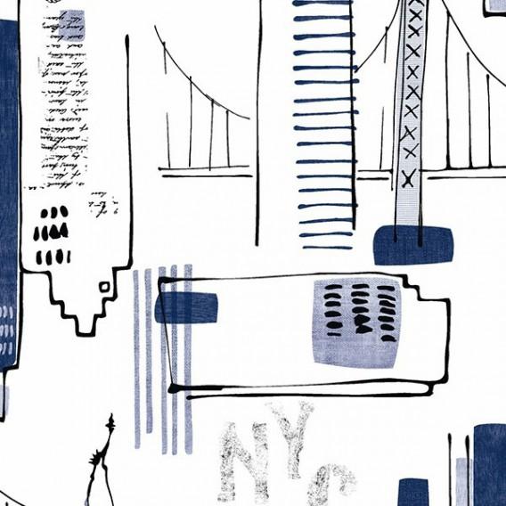 Samolepící fólie 200-3180 Bronx 45cm x 15m