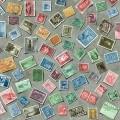 Samolepiaca fólia 200-3195 Známky 45cm x 15m
