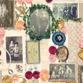 Samolepící fólie 200-3208 Vzpomínky 45cm x 15m