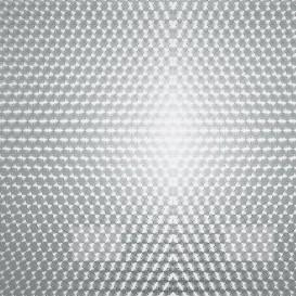 Samolepiaca transparentná fólia 200-5289 Circle 90cm x 15m