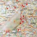 Samolepiaca transparentná fólia 200-0112 Glasklar bez vzoru bezfarebná matná 45cm
