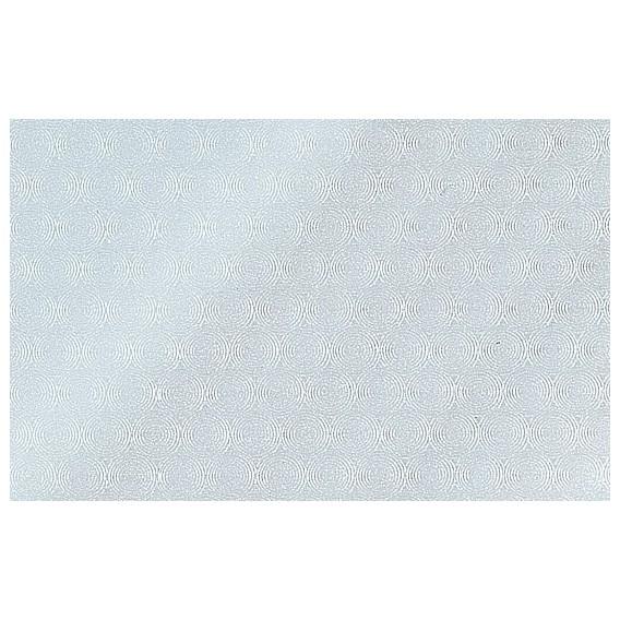 Samolepící transparentní fólie 11077 Kruhy 67,5cm x 15m