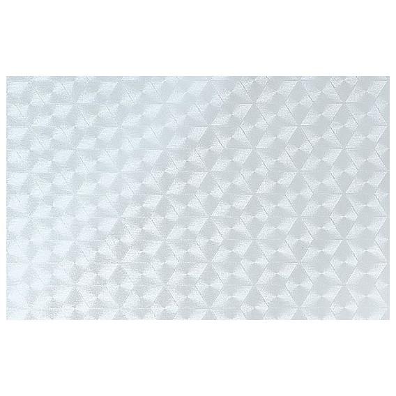 Samolepiaca transparentná fólia 11421 Kosoštvorce 67,5cm