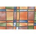 Samolepiaca transparentná fólia 11803 Vytrážne sklo Barcelona 45cm x 15m
