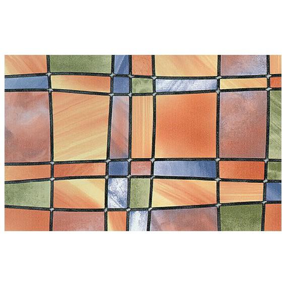 Samolepící transparentní fólie 11807 Vytrážne sklo Barcelona 90cm x 15m