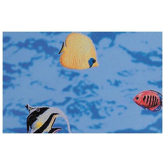 Samolepiaca transparentná fólia 10975 Rybičky 90cm x 15m