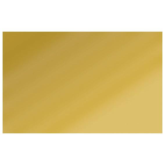 Metalická samolepící fólie 10373 Zlatá leštěná 67,5cm x 15m