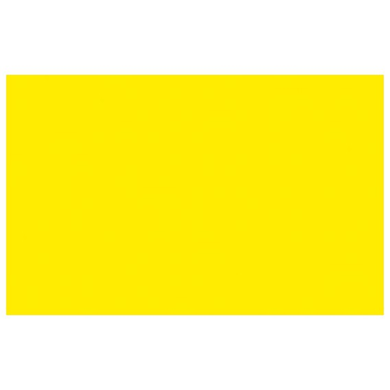 Samolepiaca fluorescentná fólia 11439 Fluorescentná fólia žltá 45cm x 15m