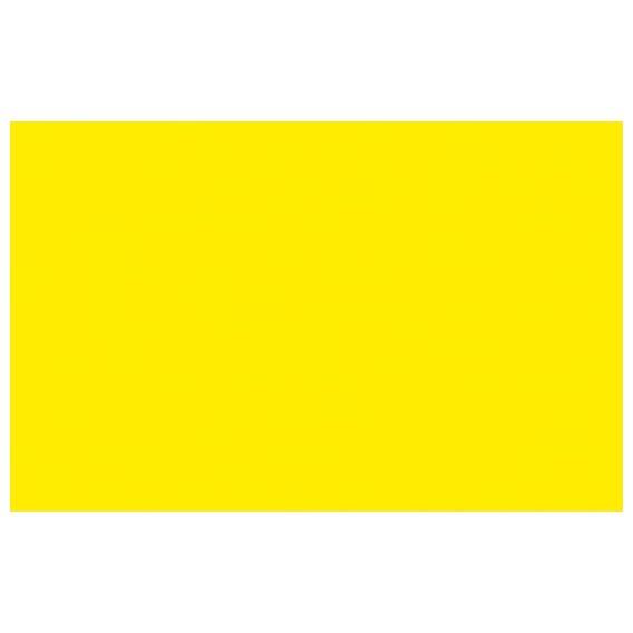 Samolepící fluorescent fólie 11439 Fluorescenãní fólie žlutá 45cm x 15m