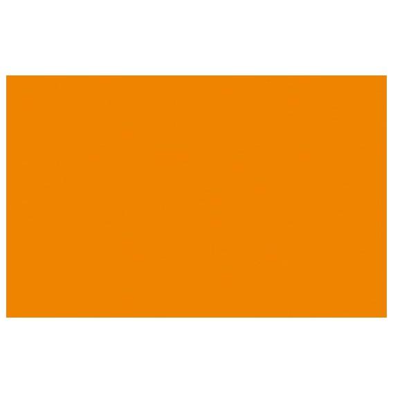 Samolepiaca fluorescentná fólia 11449 Fluorescentná fólia oranžová  45cm x 15m