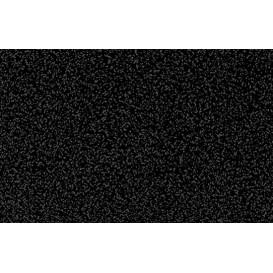 Velúrová samolepiaca fólia 10011 Velúrová fólia čierna 45cm x 5m