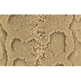 Samolepící fólie imitace kůže 12087 Hadí kůže 45cm x 15m