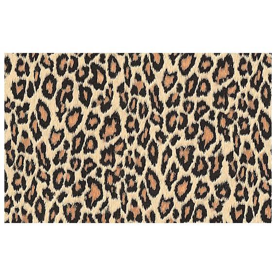 Samolepiaca fólia imitácia kože 12135 Leopardia koža 45cm x 15m