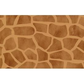 Samolepící fólie imitace kůže 12624 Žirafa 45cm x 15m