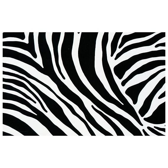 Samolepiaca fólia imitácia kože 10133 Zebra 45cm x 15m