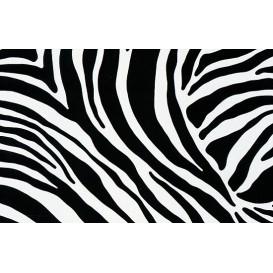 Samolepící fólie imitace kůže 10133 Zebra 45cm x 15m