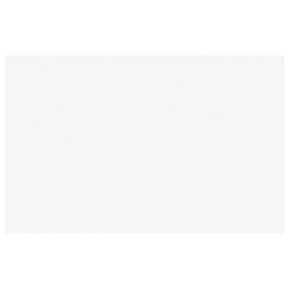 Jednobarevná samolepící fólie 10031 Bílá lesklá 45cm x 15m
